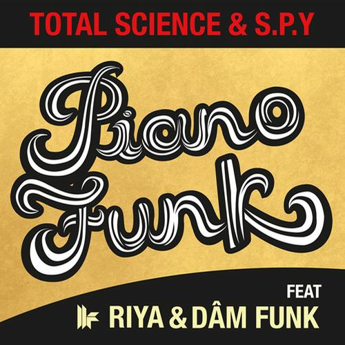 Total Science & S.P.Y feat. Riya – Piano Funk Release Cover