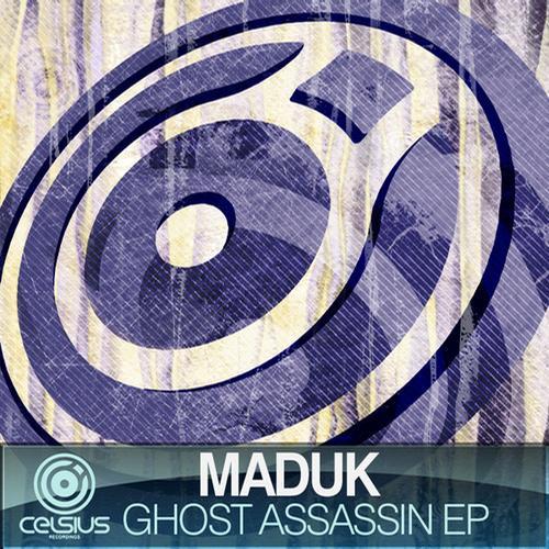Maduk Ft. Veela – Ghost Assassin Release Cover