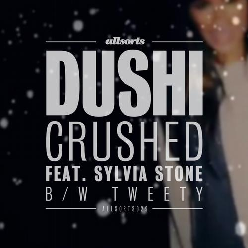 Dushi ft. Sylvia Stone – Crushed Release Cover