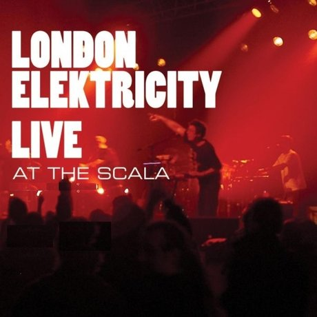 London Elektricity – Main Ingredient Release Cover