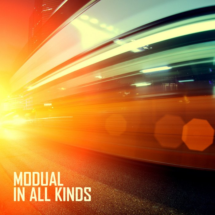 Modual – Greed Release Cover