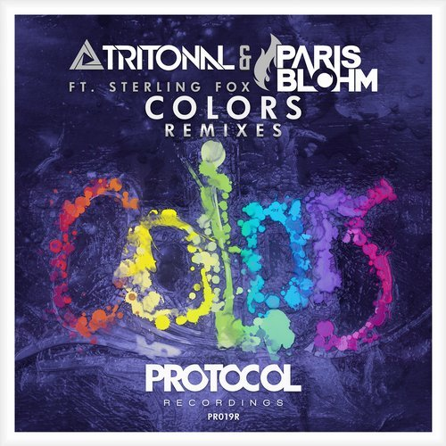 Tritonal, Paris Blohm, Sterling Fox – Colors (Tantrum Desire Remix)