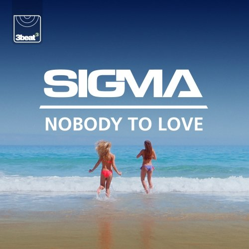 Sigma – Nobody to Love Release Cover