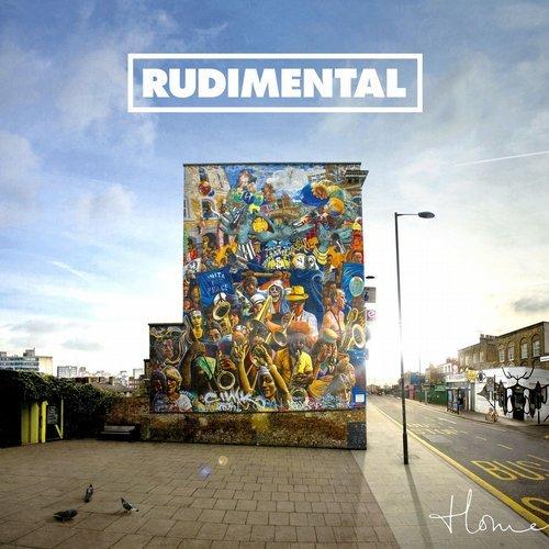 Rudimental Ft. John Newman – Feel The Love Release Cover