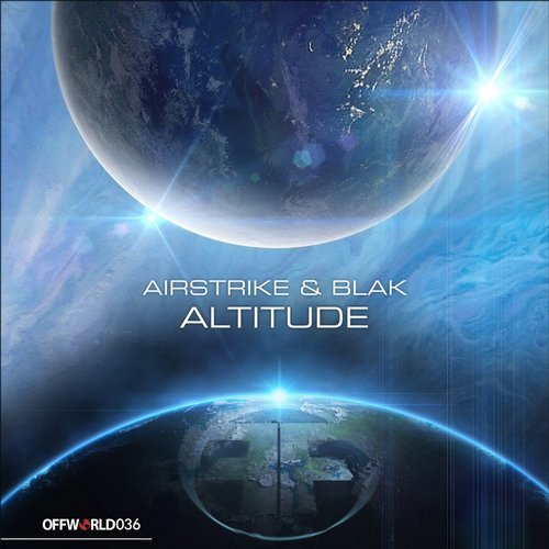 Airstrike & Blak – Altitude Release Cover