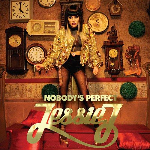 Jessie J – Nobody's Perfect (Netsky Remix) Release Cover