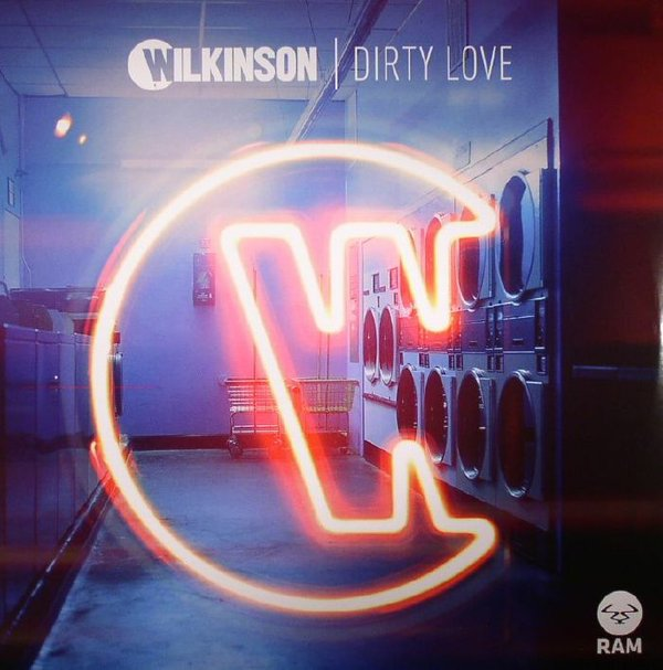 Wilkinson feat. Talay Riley – Dirty Love Release Cover