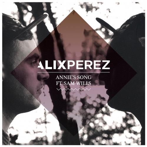 Alix Perez – Annie's Song (Ft. Sam Wills) (S.P.Y Remix) Release Cover