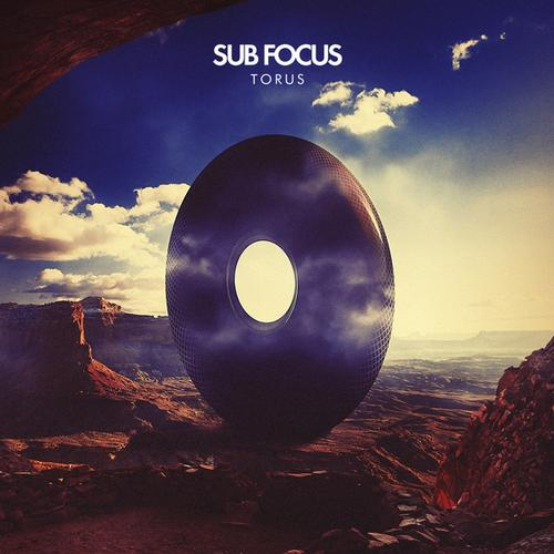 Sub Focus – Safe In Sound Release Cover