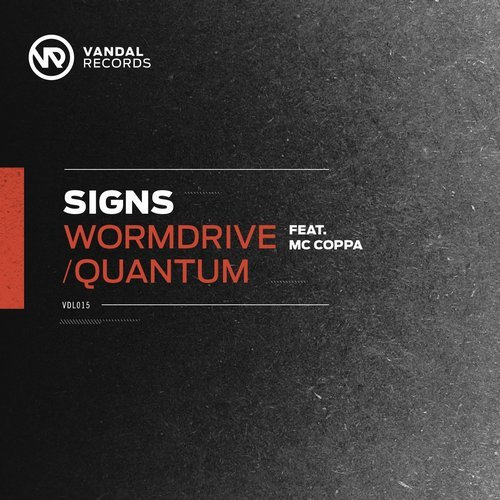 Signs – Wormdrive (feat. MC Coppa) Release Cover