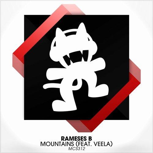 Rameses B ft. Veela – Mountains Release Cover