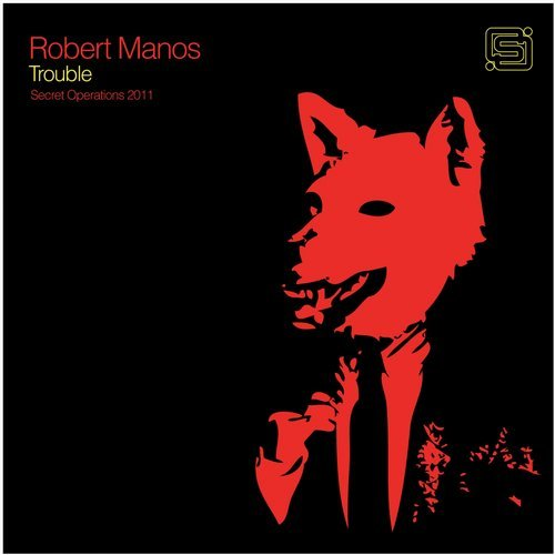 Robert Manos – Trouble Release Cover