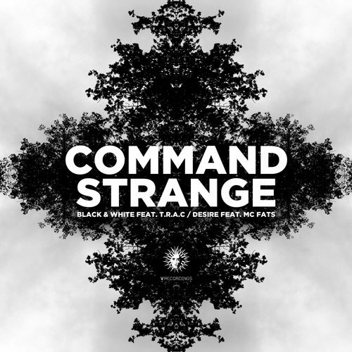 Command Strange – Desire (Feat. MC Fats) Release Cover
