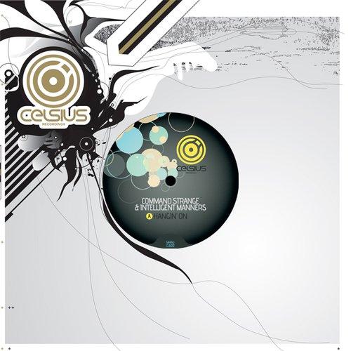 Command Strange – Stoned Love Release Cover