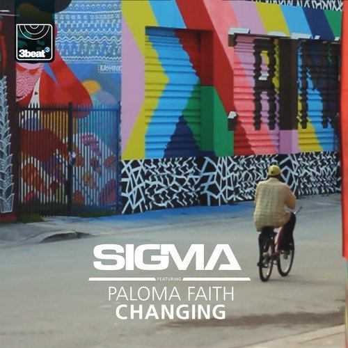 Sigma – Changing (feat. Paloma Faith) Release Cover