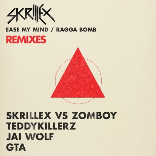 Skrillex feat. Ragga Twins – Ragga Bomb (Teddy Killerz Remix) Release Cover