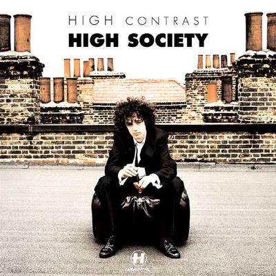 High Contrast – High Society (feat. Dynamite MC) Release Cover