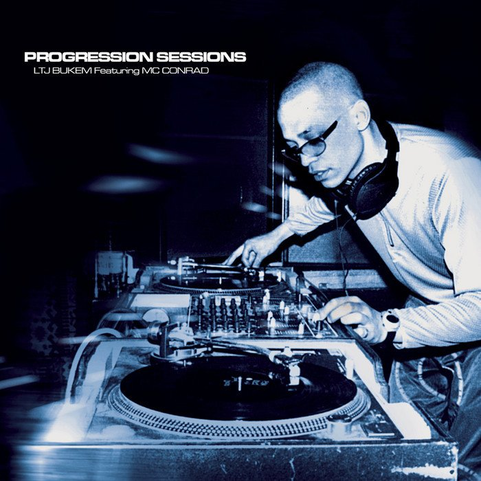 Psyne – Sly Detector (LTJ Bukem feat MC Conrad, Progression Sessions 4)