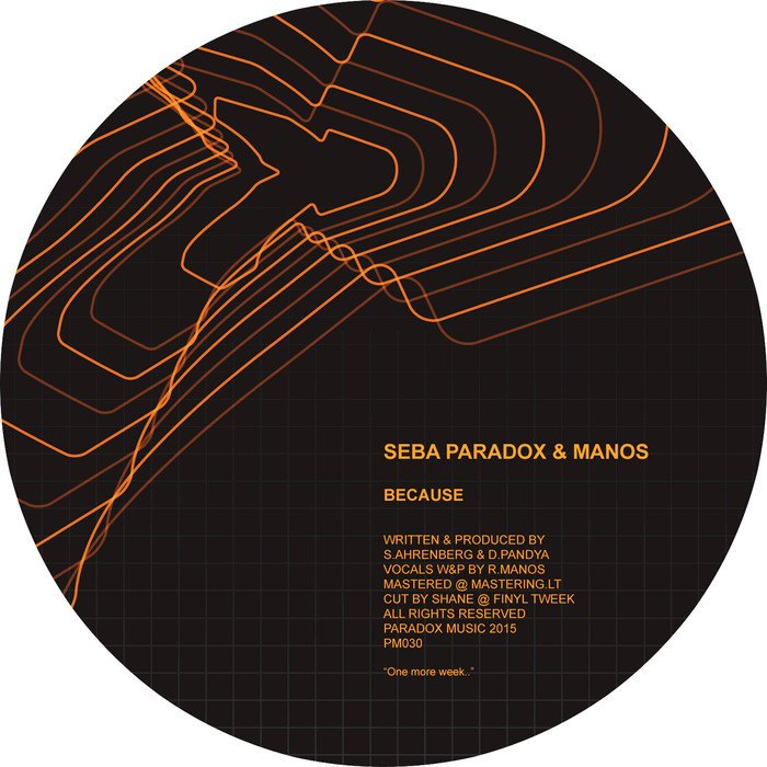 Seba, Paradox, Robert Manos – Because