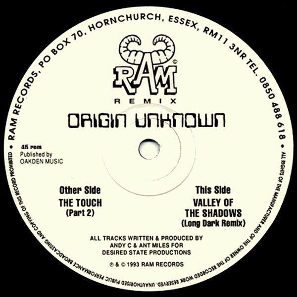 Origin Unknown – Valley of the Shadows (Long Dark Remix)
